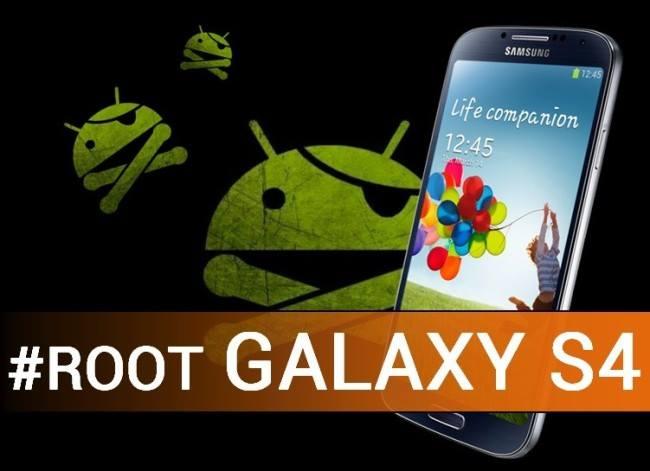 روت لهاتف Samsung Galaxy S 4 GT i9505