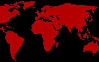 وكلاء موقع حلب تك حول العالم