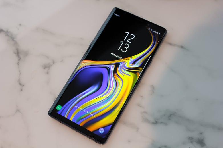 خدمة اصلاح ايمي لجهاز Samsung Note 9 - حلب تك