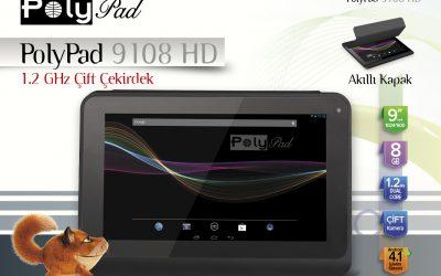 ازالة قفل تابليت remove lock screen tablet polypad 9108 hd 8gb