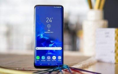روت وريكفري معدل Samsung Galaxy S9 Korea SM-G960N أصدار 9