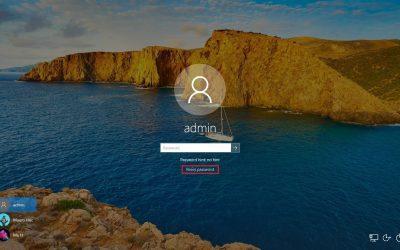 ازالة كلمة سر ويندوز remove password windows 10