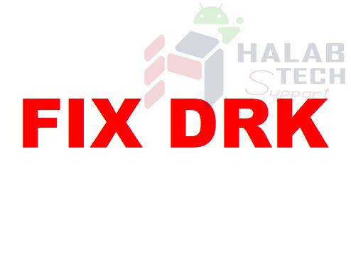 حل مشكلة FIX DRK للهاتف A8050 حماية U6 اصدار 11 مع Frp On Oem On