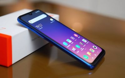 تخطي حساب MI وحساب FRP للهاتف Xiaomi Redmi Note 7 lavender مفتوح البوتلودر