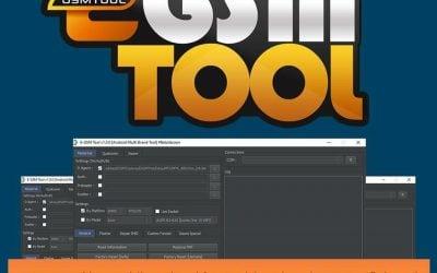 تفعيل E-GSM Tool