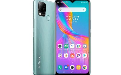 ' Frp Reset Infinix Hot 10T (X689C) Android 11 By CM2